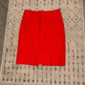 New JCrew Pencil Skirt